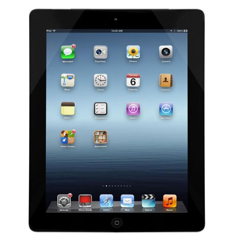 Daily Steals-Apple iPad 4 Tablet with Retina Display & Wi-Fi (16GB) Black-Tablets-