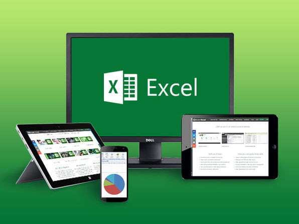 eLearnExcel Microsoft Excel School: Lifetime Subscription-Daily Steals
