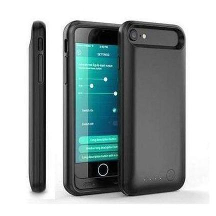 update alt-text with template Daily Steals-Apple MFi Certified Backup Charging Case for iPhone 7 or iPhone 7 Plus-Cell and Tablet Accessories-iPhone 7 / iPhone 8-