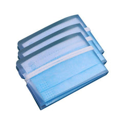 3-Pack Face Mask Protector Cases