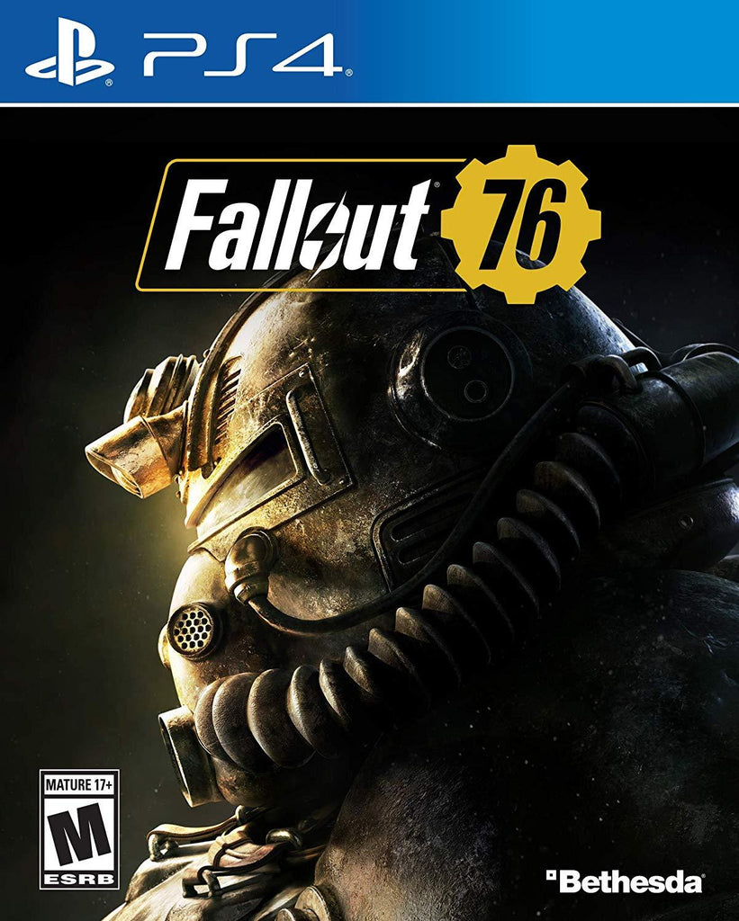 Daily Steals-Fallout 76 - PlayStation 4 Standard Edition-Digital Products-