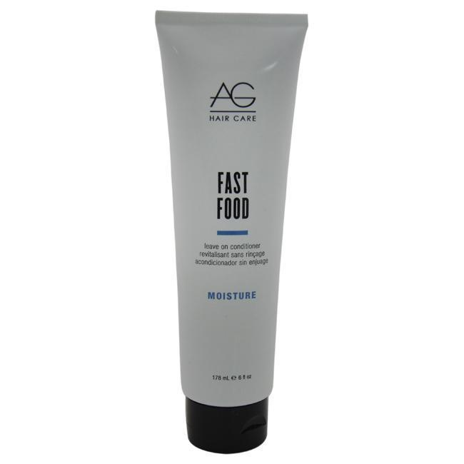 Daily Steals-Fast Food Leave On Conditioner by AG Hair Cosmetics for Unisex - 6 oz Conditioner-Personal Care-