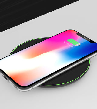 Daily Steals-Fast Charging Qi Certified 10W Wireless Charger-Home and Office Essentials-