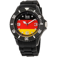 Daily Steals-Ice World Germany Edition Multi-Color Dial Silicone Strap Unisex Watch WO.DE.S.S.12 - 40mm-Accessories-