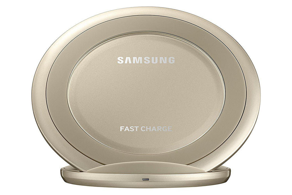Daily Steals-Samsung Wireless Qi Charging Stand with Fast Charge Technology and 2A Wall Charger Adapter-Cell and Tablet Accessories-