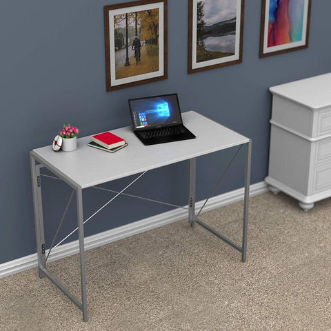"Modern Portable Computer Desk for Home & Office - 40""x20""x30"""