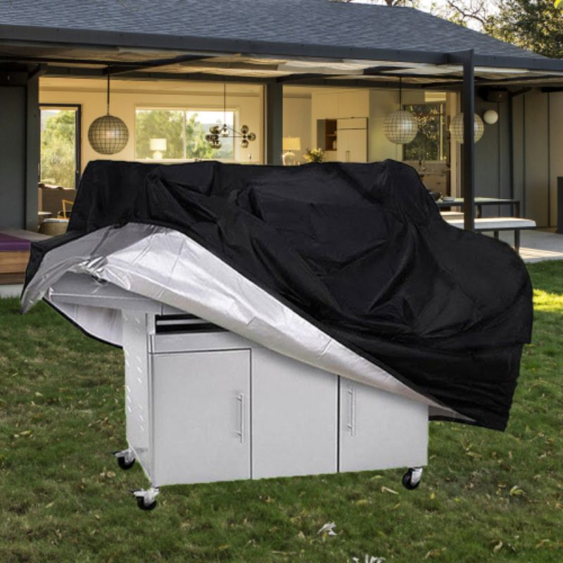 Waterproof Heavy-Duty BBQ Grill Cover