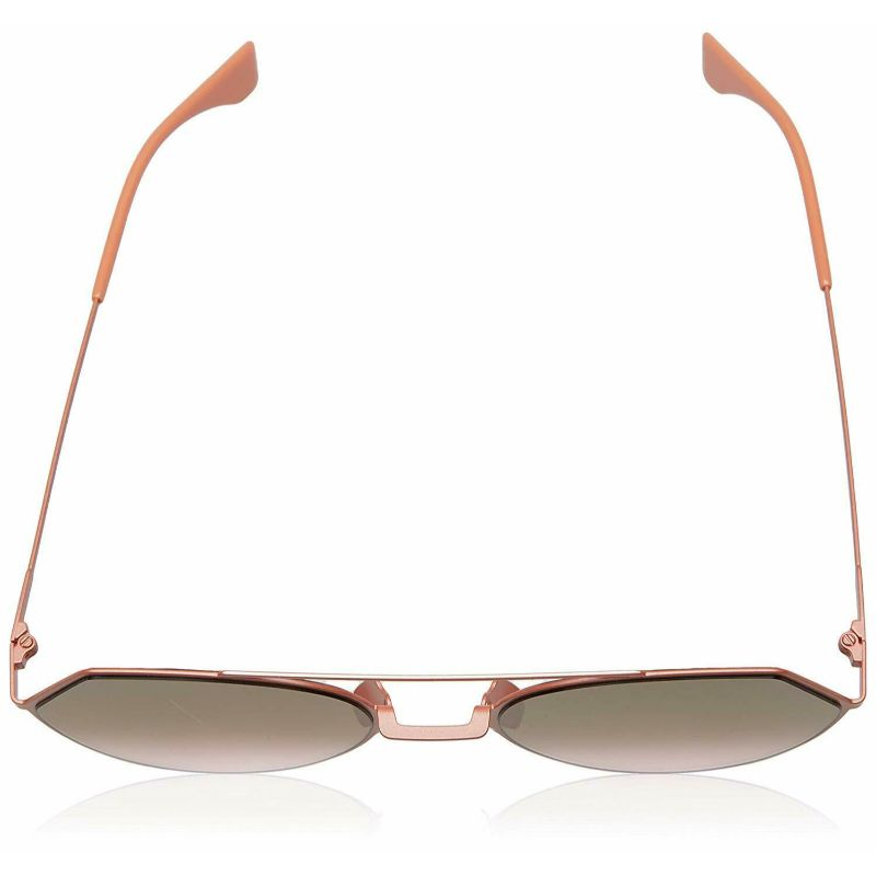 Lunettes de soleil Fendi FF 0194 / S Peach 0733 / Brown Gradient Lens-Daily Steals