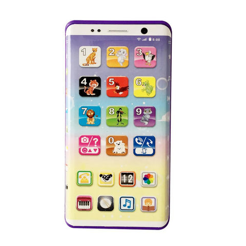 Daily Steals-Kids Interactive Learning Smartphone-Hobby and Toys-