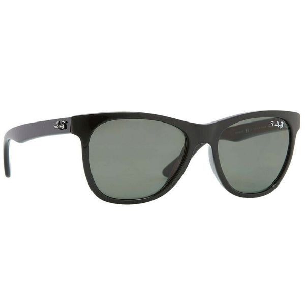 Daily Steals-Ray-Ban RB4184 601/9A 54MM Black Frame Polarized Grey Classic Lens Sunglasses-Accessories-