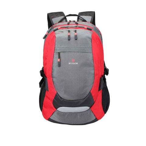 Travel Outdoor Laptop Backpack, Large Water Resistant Hiking Backpack for Active Men and Women