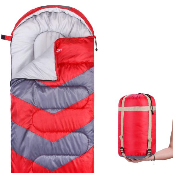 AbcoSport Sleeping Bag-Daily Steals