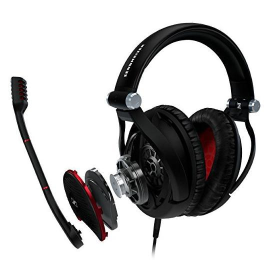 Sennheiser GAME ZERO Gaming Headset- Black-Daily Steals