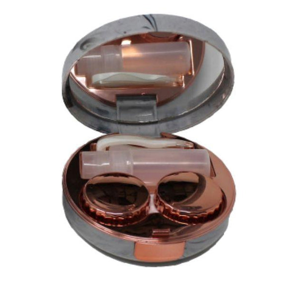 Contact Lens Case - 4 Colors-Rose Gold-Daily Steals