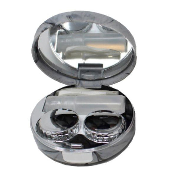 Contact Lens Case - 4 Colors-Silver-Daily Steals