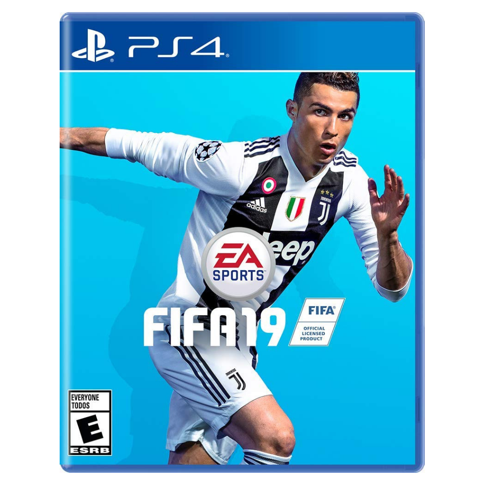 Daily Steals-FIFA 19 Standard Edition - PS4-VR and Video Games-