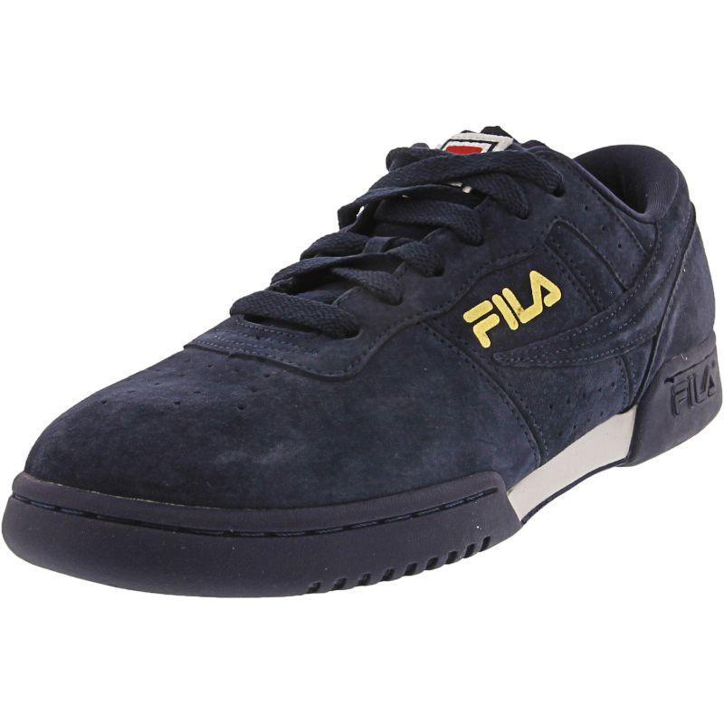 Fila Men's Original Fitness Lineker Ankle-High Sneakers-13-