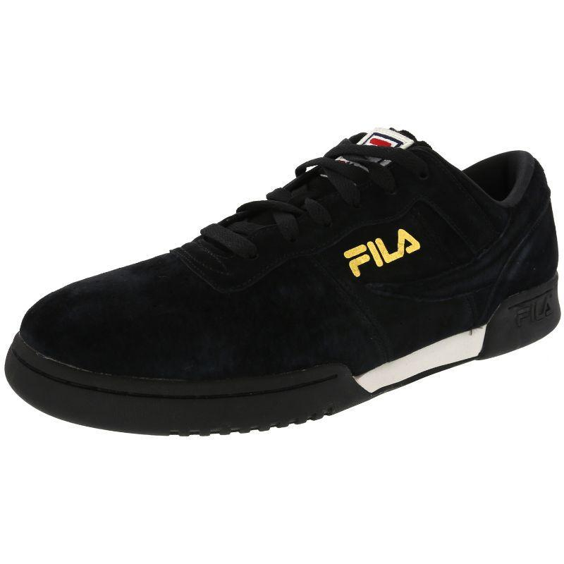 Fila Men's Original Fitness Lineker Gold Ankle-High Fashion Sneakers-12-