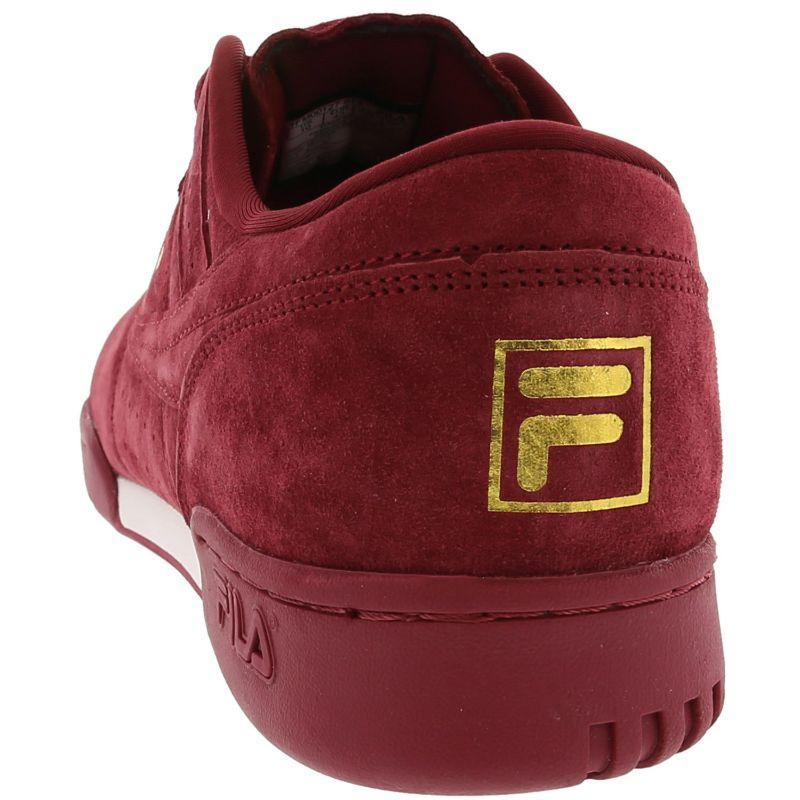 Fila Men's Original Fitness Lineker Tibetan Ankle-High Fashion Sneakers-9.5-