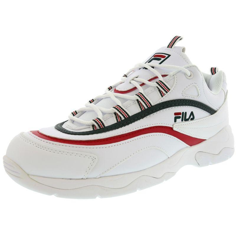 Fila Men's Ray Ankle-High Fashion Sneakers-12-