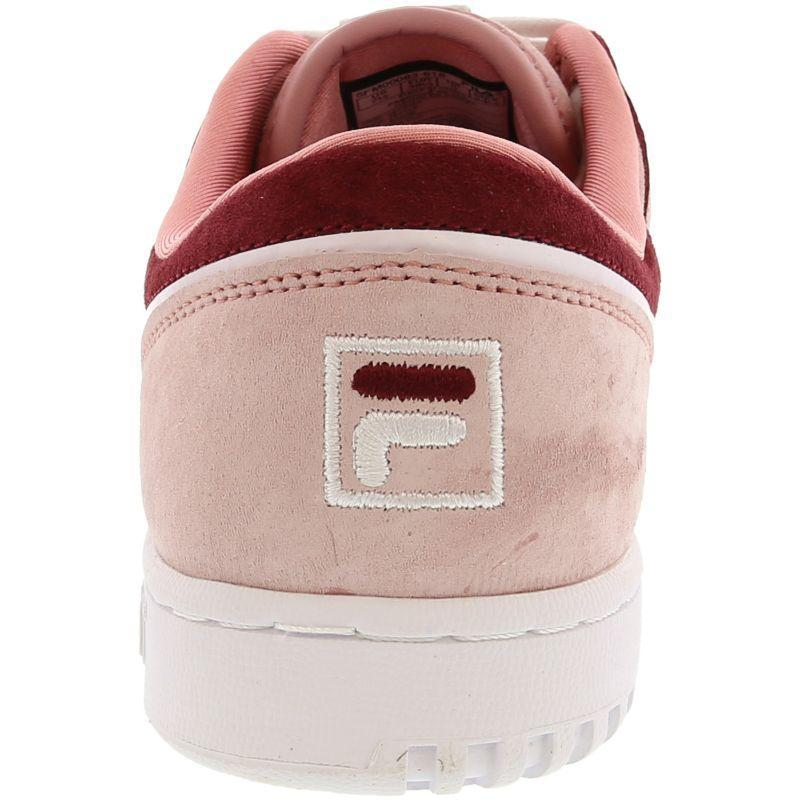Fila Women's Original Fitness Triple Tibetan Ankle-High Leather Sneaker-7-