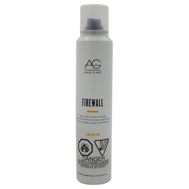 Daily Steals-Firewall Argan Flat Iron Spray by AG Hair Cosmetics for Unisex - 5 oz Hair Spray-Personal Care-