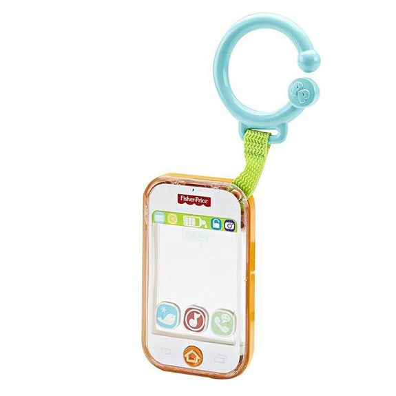 Fisher-Price Baby Musical Smart Phone - 2 Pack-