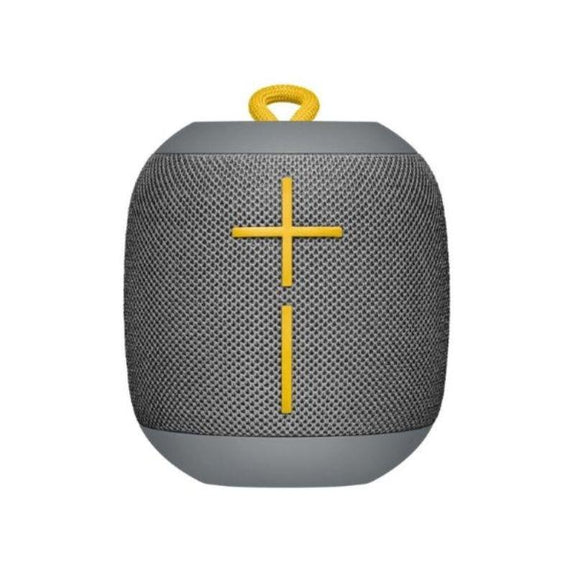 Ultimate Ears WONDERBOOM Waterproof Bluetooth Speaker-Stone Gray-Daily Steals