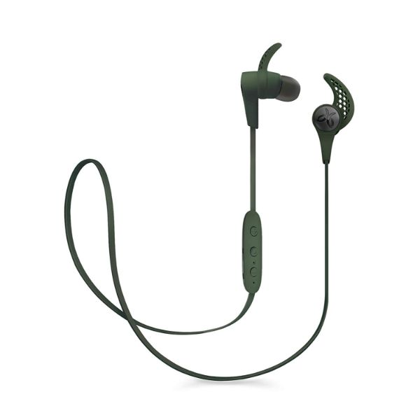 Jaybird X3 Sport Bluetooth Sweat-Proof Headset for iPhone and Android-Alpha Green-Daily Steals