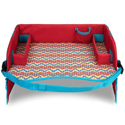 Daily Steals-Smooth Trek Kid's Travel Lap Tray-Toddlers and Babies-
