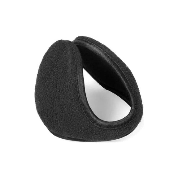 Foldable Behind The Head Ear Warmers - 4 Pack-Black-