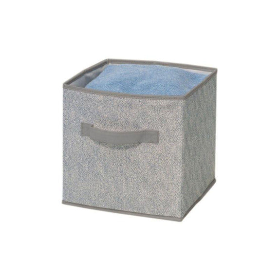 Foldable Storage Bins-Grey-1 Pack-