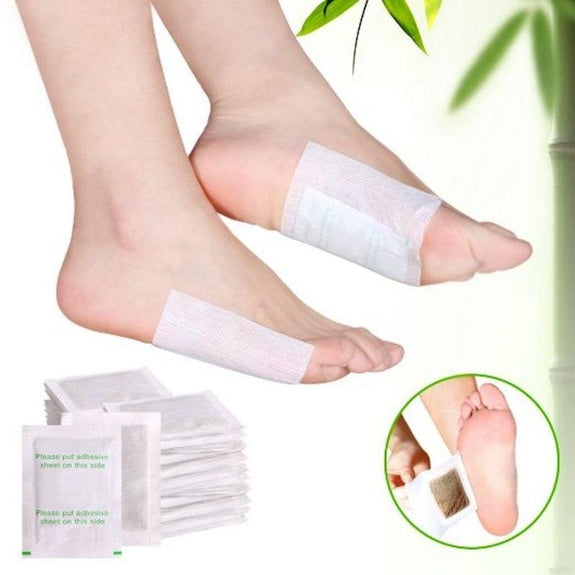 Foot Detox Patches-10 Pieces-Daily Steals