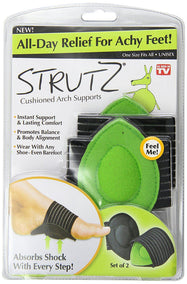 STRUTZ Arch Supports - Cushioned-Daily Steals