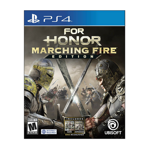 Daily Steals-For Honor Marching Fire Limited Edition-VR and Video Games-Playstation 4-