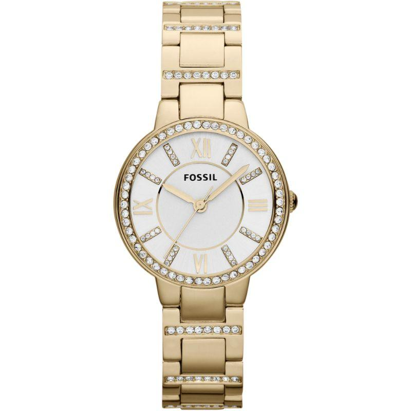 Fossil Virginia Gold 30mm Ladies Watch - ES3283-