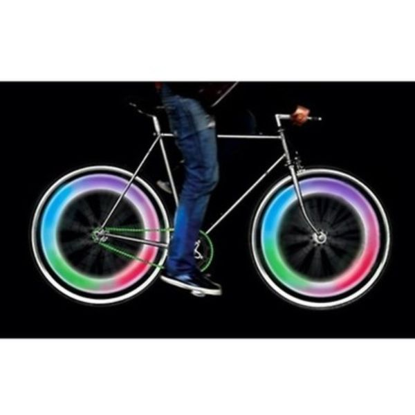 Bicycle LED Light - 4 Pack-Daily Steals