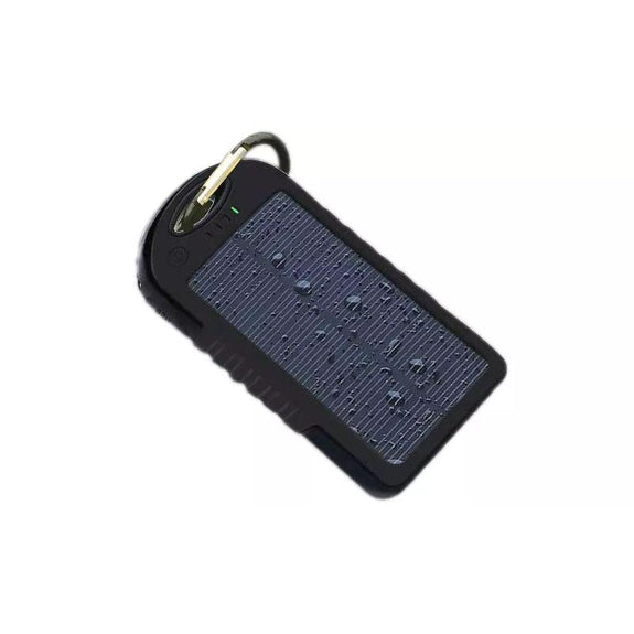 5,000mAh Water-Resistant Solar Smartphone Charger-Daily Steals