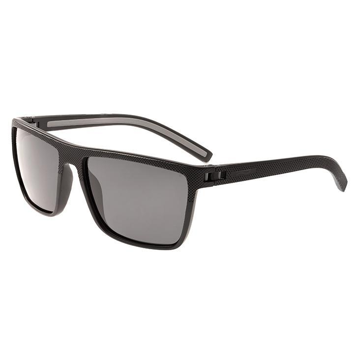 Simplify Dumont Polarized Sunglasses-Black/Black-Daily Steals