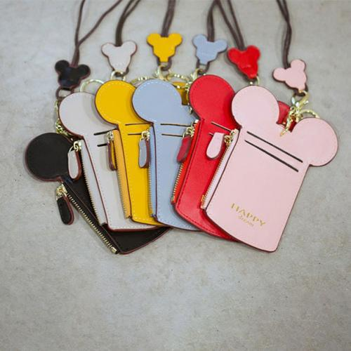 Theme Park Ticket Holder and ID Card Necklace - 6 Colors-Daily Steals