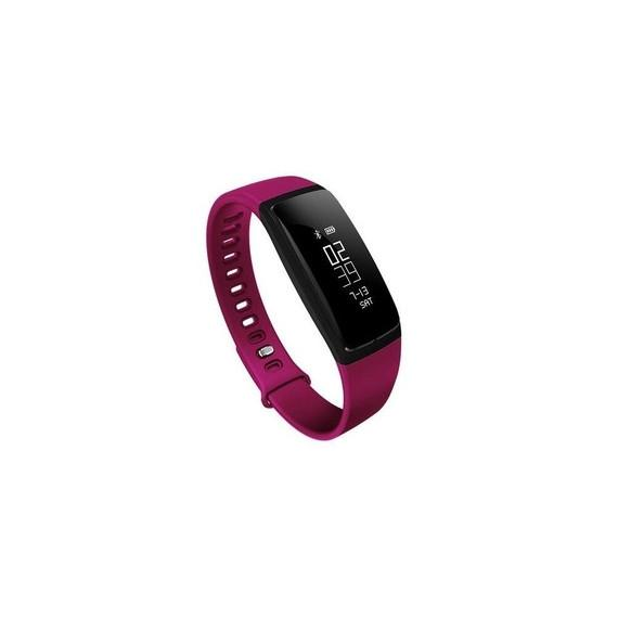 Fitness Tracker Watch with Blood Pressure and Heart Rate Monitor-Purple-Daily Steals