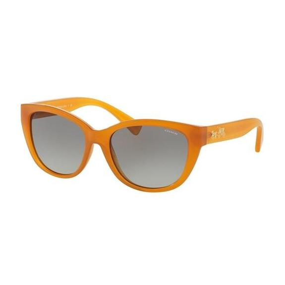 Daily Steals-Full Rim Cat Eye Sunglasses Frames - Coach Amber-Accessories-