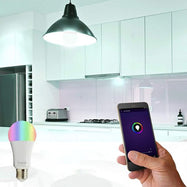 iView WiFi Smart Light Bulb - Multi Color - 12 Pack-Daily Steals