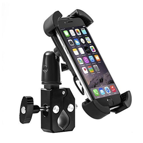 G-Cord Bike Mount & Adjustable Cradle Holder for Most Smartphones Models-Daily Steals