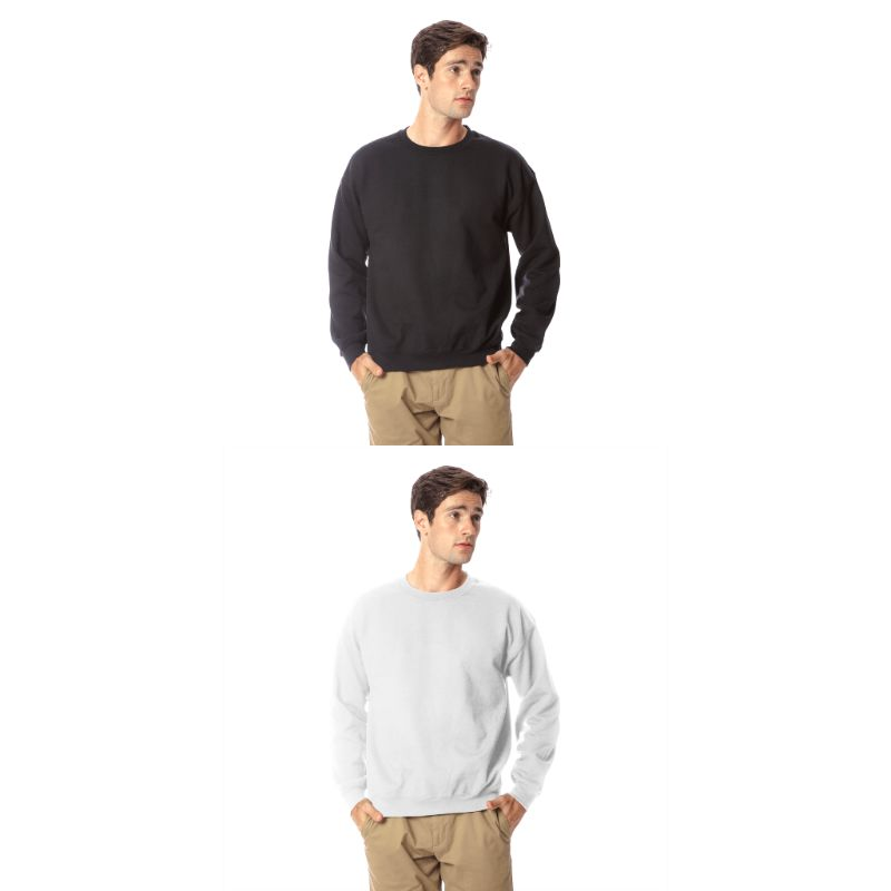 Gildan Men's Heavy Blend Crewneck SweaT-Shirt-Daily Steals