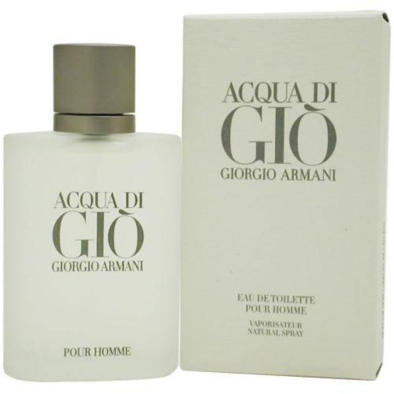 Giorgio Armani Acqua Di Gio Eau De Toilette For Men - 1 oz-Daily Steals