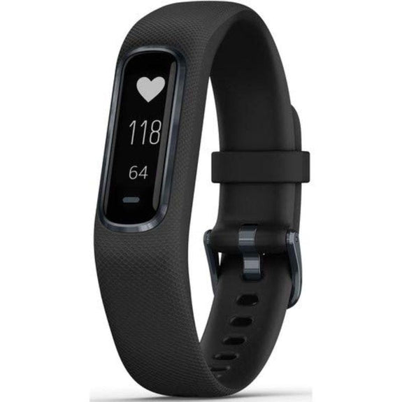 Garmin Vívosmart 4, Activity Fitness Tracker, Pulse Ox, HRM-Daily Steals