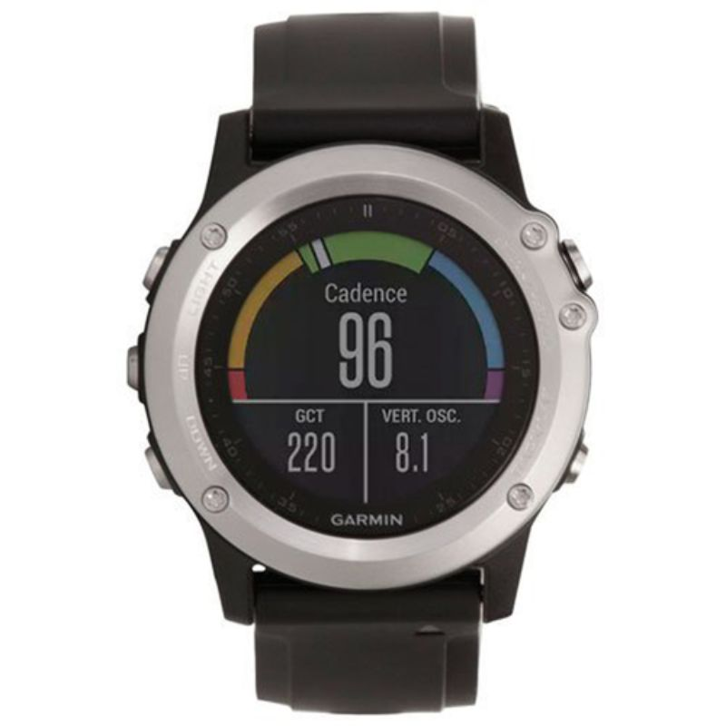 Garmin Fenix 3 HR GPS Watch with Titanium and Sport Bands-Daily Steals
