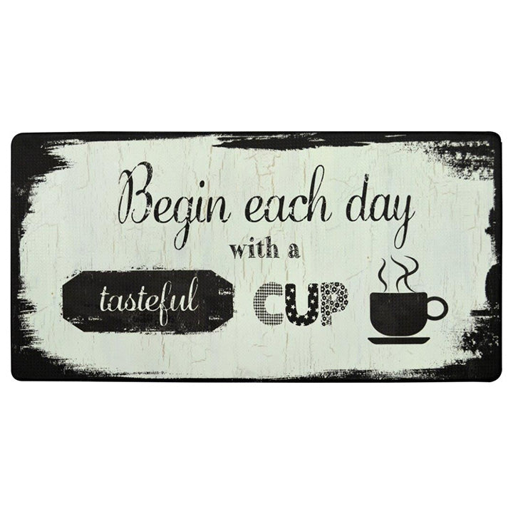 Oversized 20-Inch x 39-Inch Anti-Fatigue Embossed Floor Mat-Daily Steals