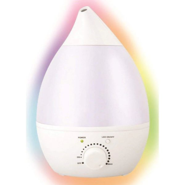 Remedies Cool Mist Aroma Oil Diffuser & Humidifier-Daily Steals